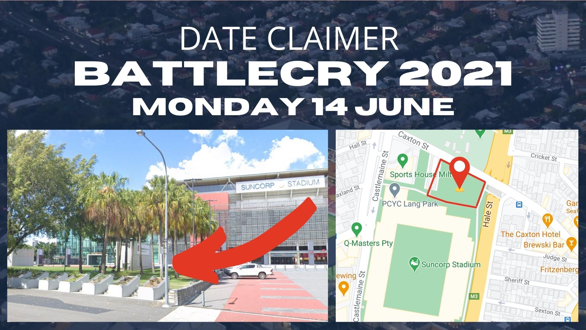 Battlecry 2021