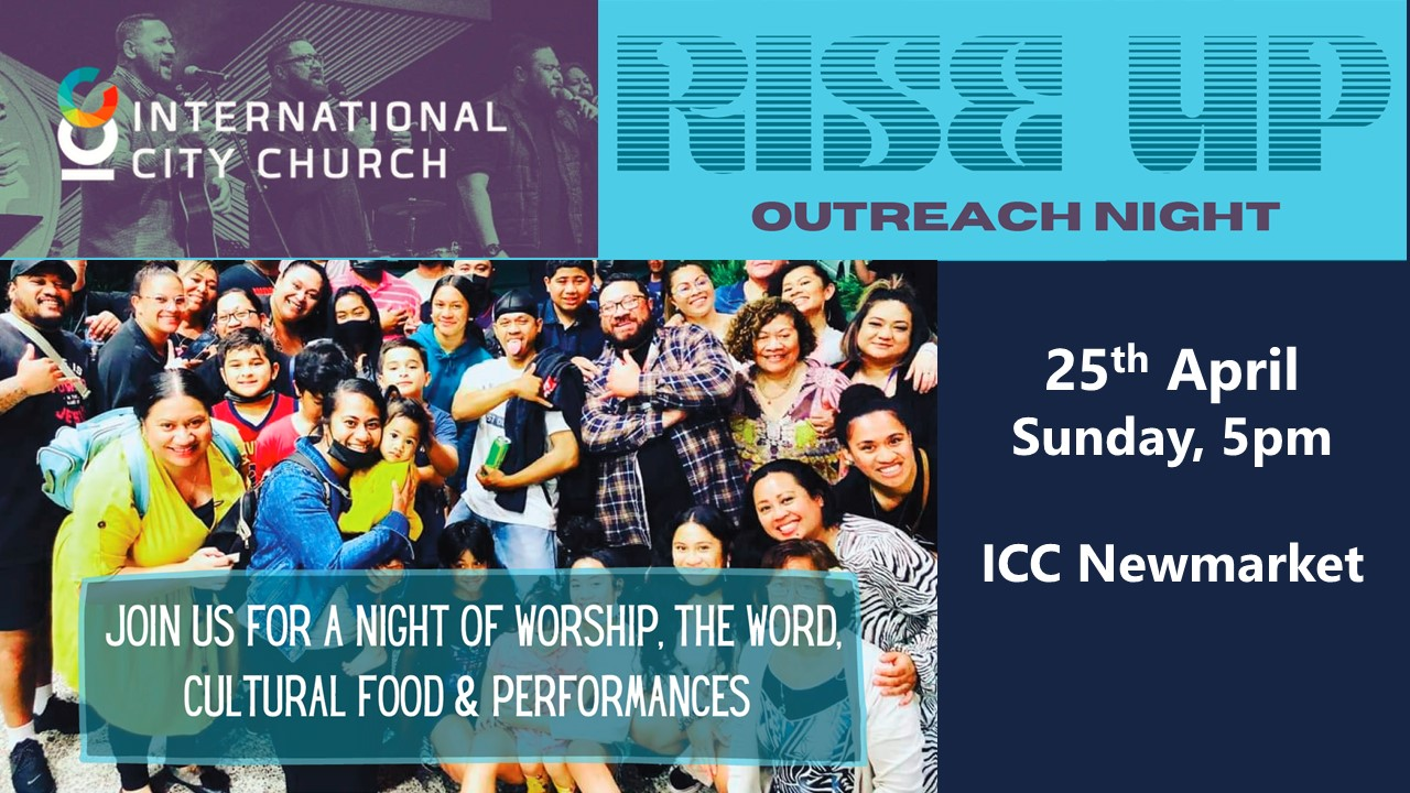 Rise Up Outreach Night