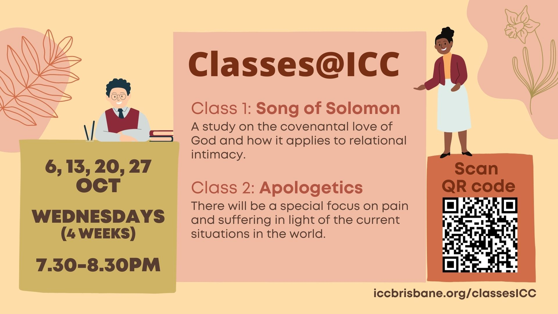 Classes@ICC